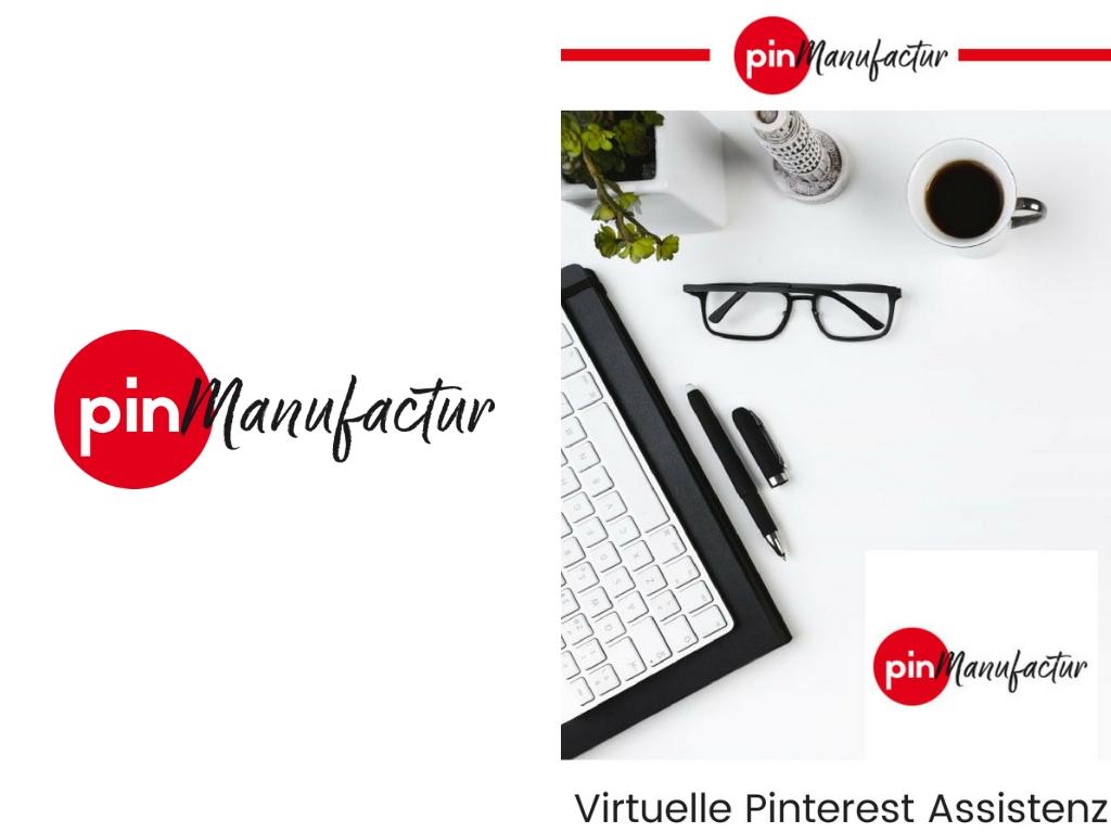 Logo von Pinmanufactur und Pin